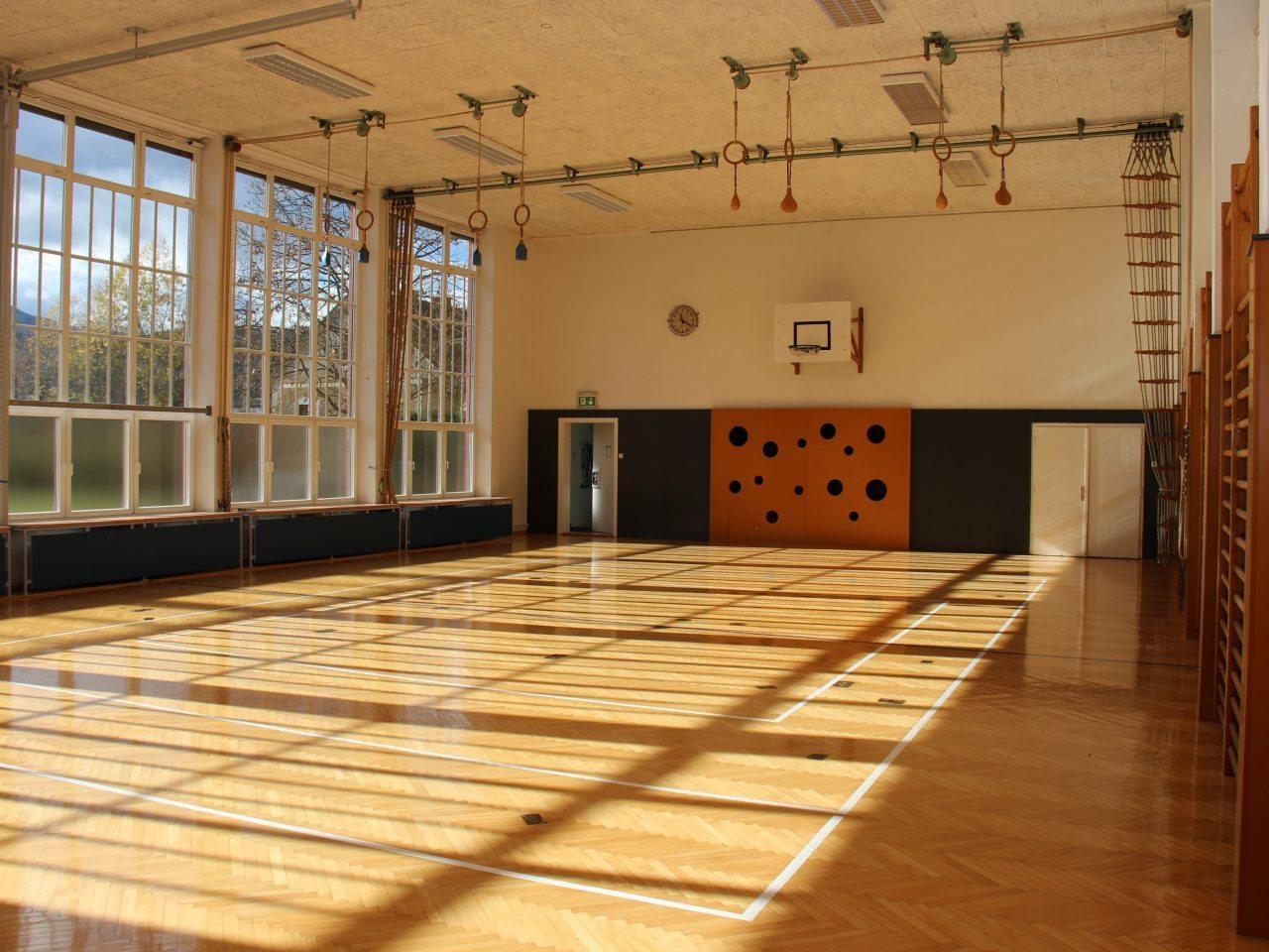 Volksschule Diemlach Turnsaal Venuzle